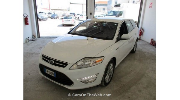 Inchiriat 1 DAY Ford Mondeo