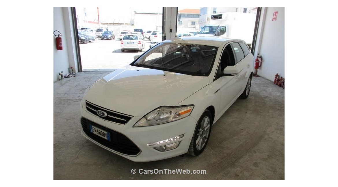 Ford Mondeo 1.6 tdci (2011)...